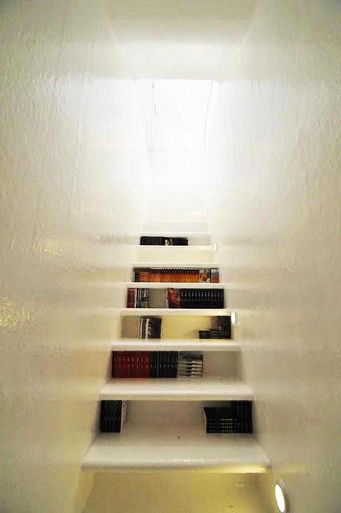 Under Step Storage