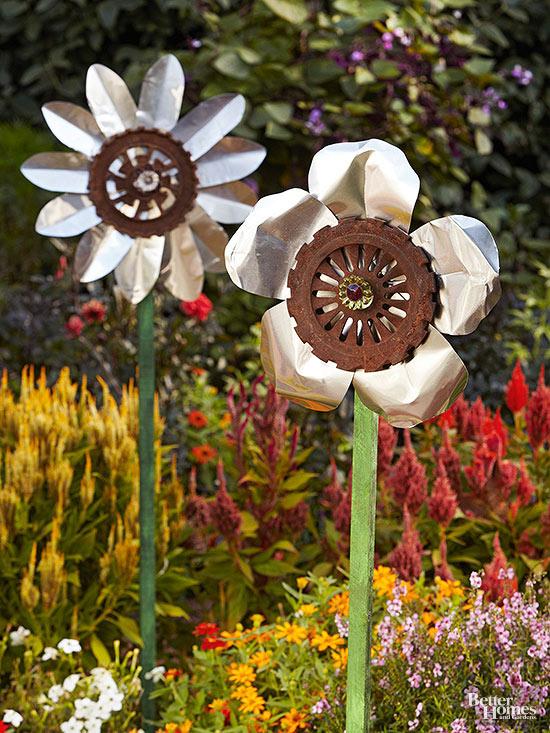 Industrial Flowers