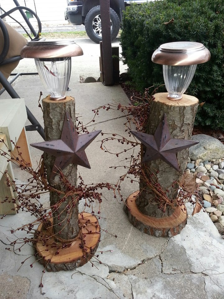 Solar Light Decor Ideas