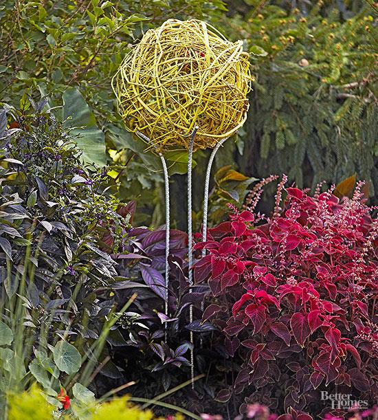 25 Fabulous Garden Decor Ideas Home and Gardening Ideas