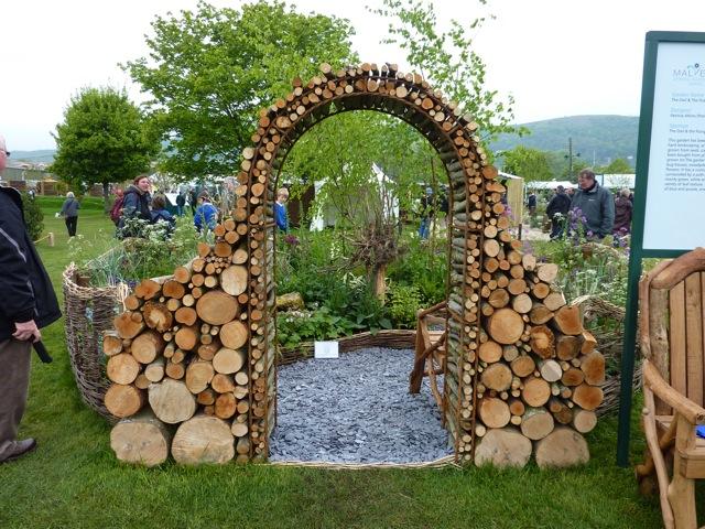Wood Archway