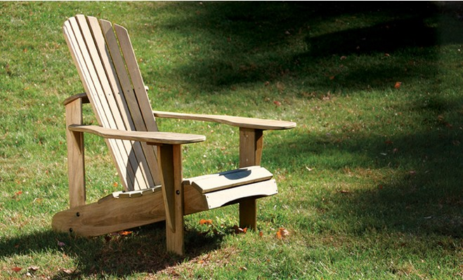 Adirondack Chair For Beginner1