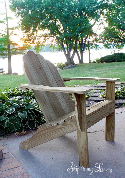 Adirondack-Chair-Plans