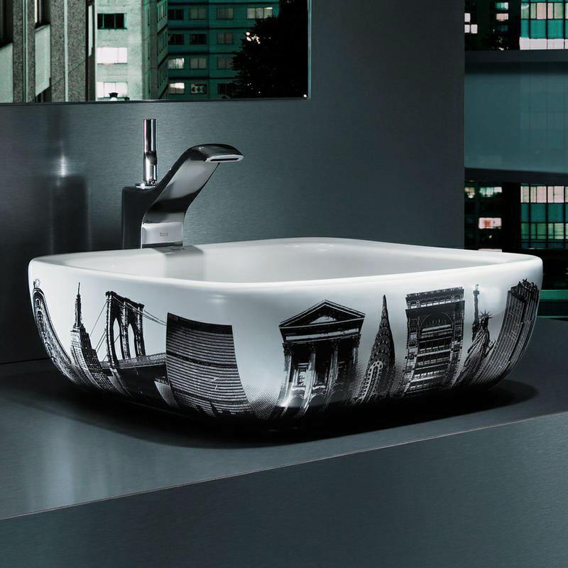 Art Deco Sink