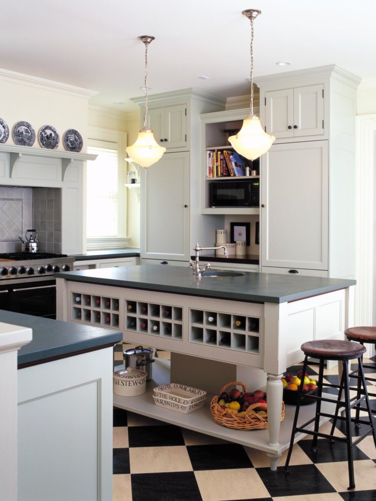 20 inspiring diy kitchen cabinets ideas to build your own for Where to get a kitchen from