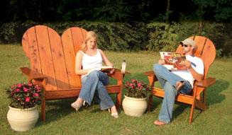 Cedar Lawn Furniture