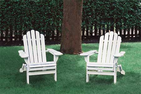 Decking Lumber Seat