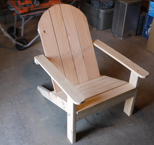 12 Free Plans Of DIY Adirondack Chair For Outdoor Sitting | Home and ...