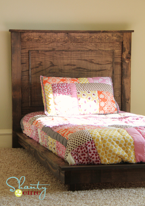 15 DIY Platform Beds That Are Easy To Build - Home And ...