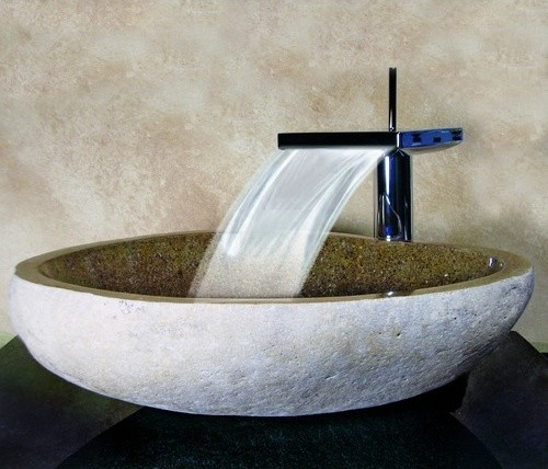 Waterfall Sink Bowl : Waterfall Sink