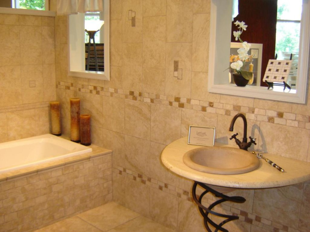 world style bathroom