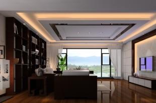 Ceiling-Design-for-Living-Room