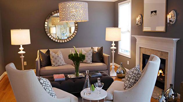 Elegant Inn small living room decor