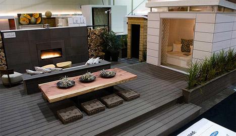 Deck Design Ideas 1000 ideas about wood deck designs on pinterest pool deck plans above ground pool decks and above ground pool Rooftop Deck
