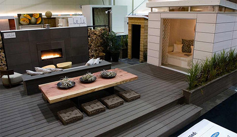 Deck Design Ideas hot tub deck Rooftop Deck