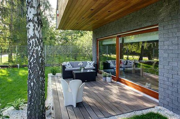 Simply Beautiful deck