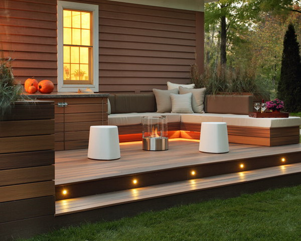 Patio Deck Design Ideas patio deck designs the breiling deck patio deck kits with wooden fence design and square pinky Simple Backyard Deck Designs Outdoor Deck Design Ideas Small And Bright Deck