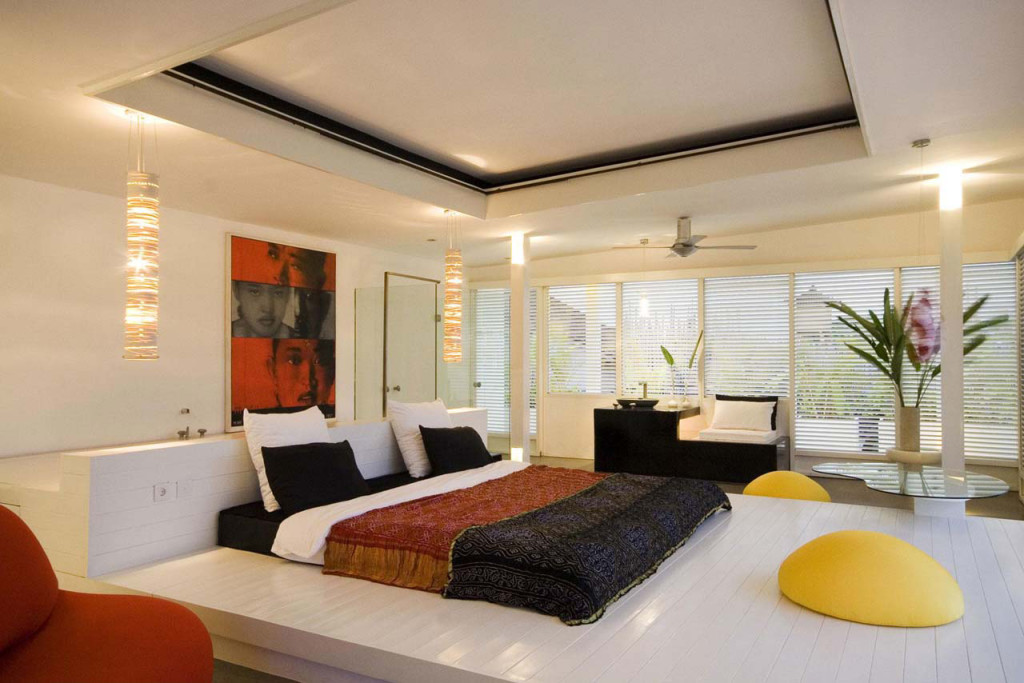 master bedroom design with minimalist look