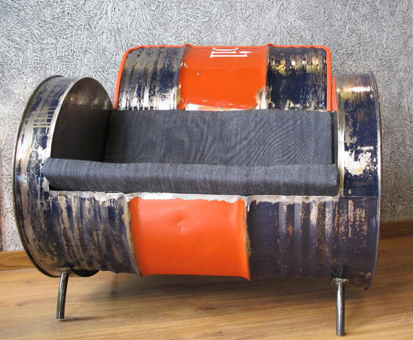 Barrel Seating