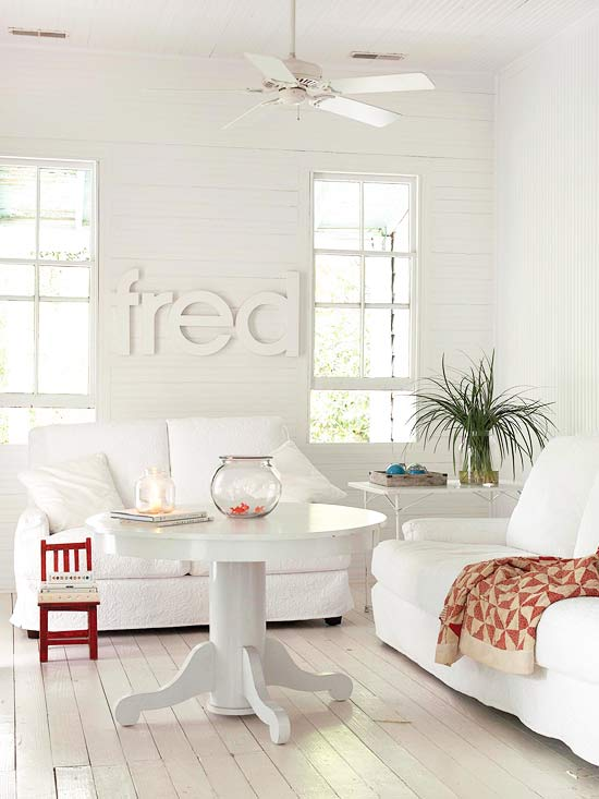 Fanlights For Living Room