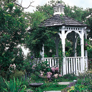 Free Gazebo Plans 14 DIY Ideas To Enjoy Outdoor Living Home And