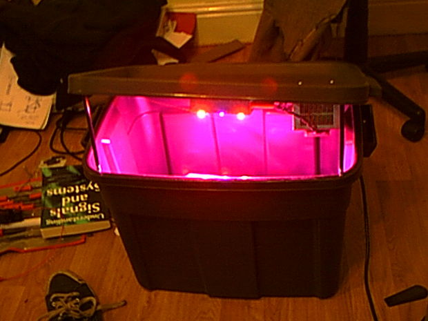 High Powered LED Grow Light