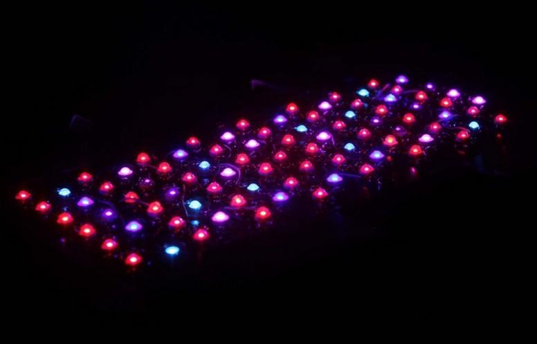 10 diy led grow lights for growing plants indoors home. Black Bedroom Furniture Sets. Home Design Ideas