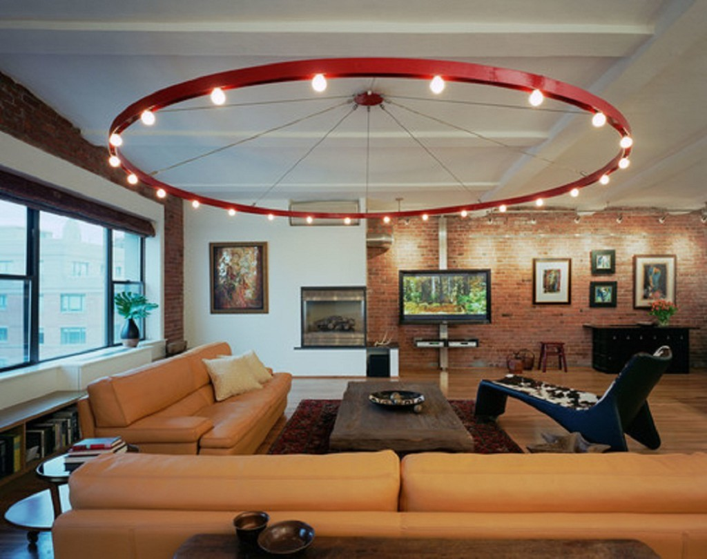 25+ Living Room Lighting Ideas For Right Illumination – Home And ...