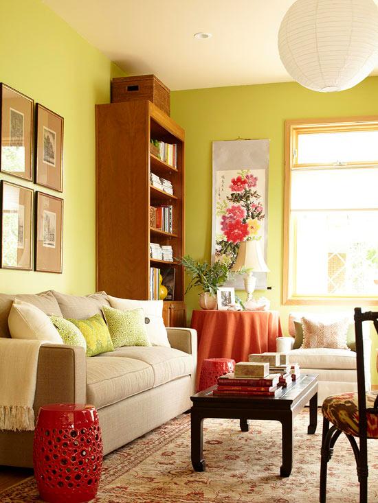 Paper lanterns For Living Room