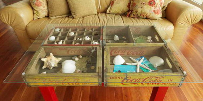 Repurposed furniture ideas 25 ways to reuse old things for Repurposed home decorating ideas