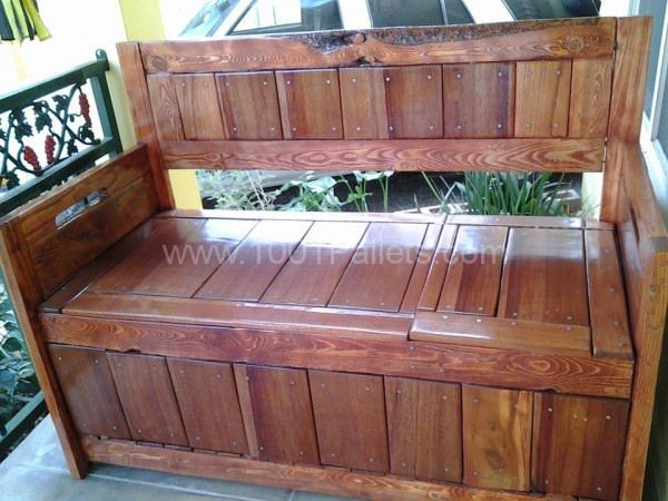 20 DIY Storage Bench For Adding Extra Storage and Seating – Home and ...