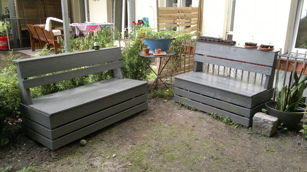 Garden Storage Bench & 20 DIY Storage Bench For Adding Extra Storage and Seating u2013 Home And ...