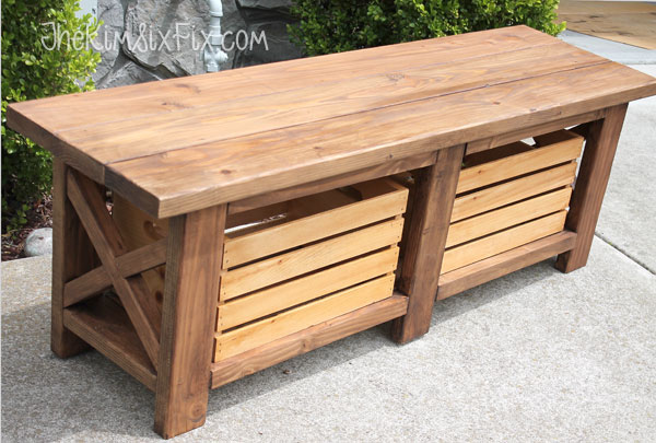 bench for either indoor or outdoor usage