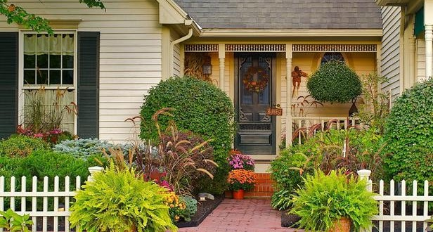 Front Porch Ideas To Add More Aesthetic Eal Your Home And Gardening