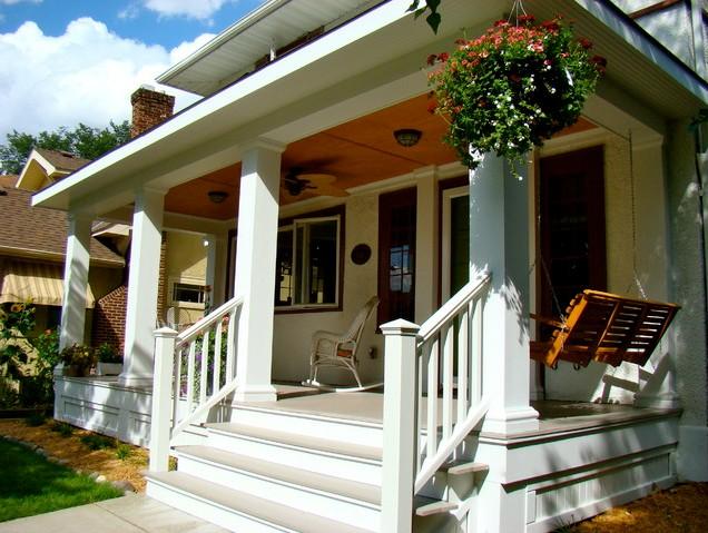 small porch idea