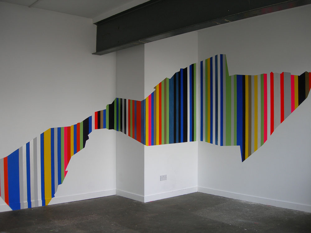 30 wall painting ideas a brilliant way to bring a touch of for Images of interior painted walls