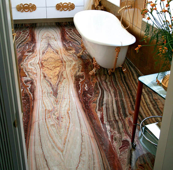Tile Designs For Bathroom Floors 22 bathroom floor tiles ideas- give your bathroom a stylish look
