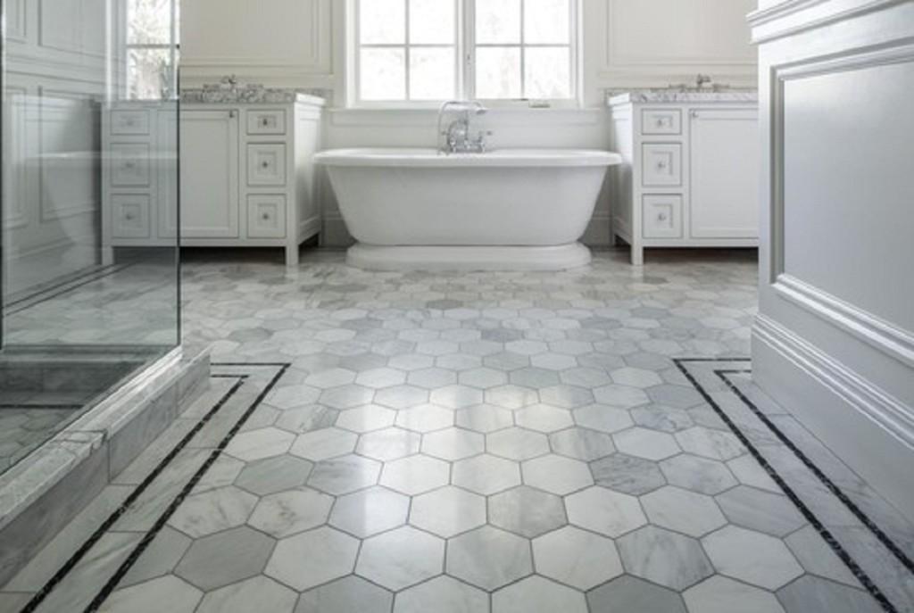 22 Bathroom Floor Tiles Ideas Give Your Bathroom a Stylish Look – Classic Bathroom Floor Tile
