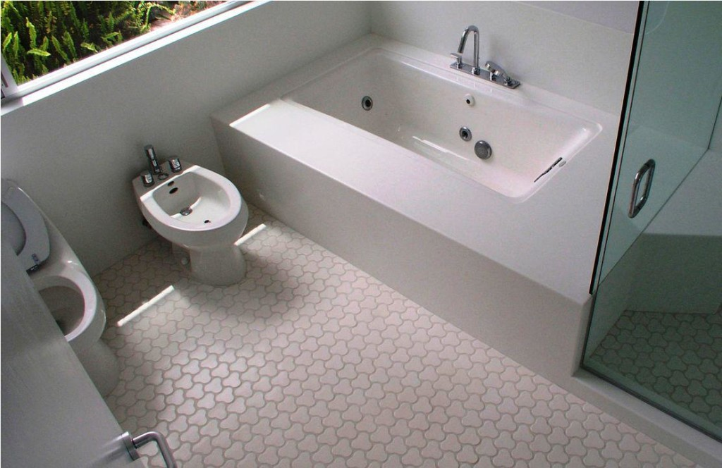 22 Bathroom Floor Tiles Ideas- Give Your Bathroom a Stylish Look ...