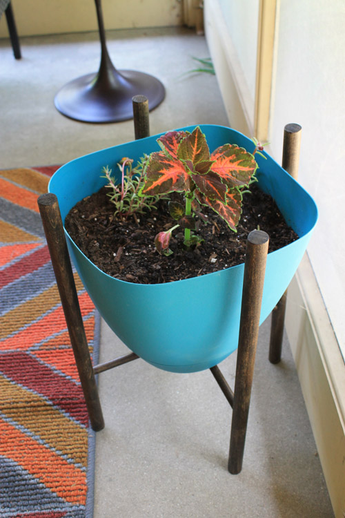 15 Diy Plant Stands You Can Make Yourself Home And