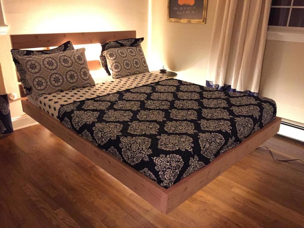 20 Diy Bed Frames To Meet Your Sleeping Comfort Needs