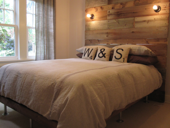 diy bed frames that will give you a comfortable sleep  home, Headboard designs