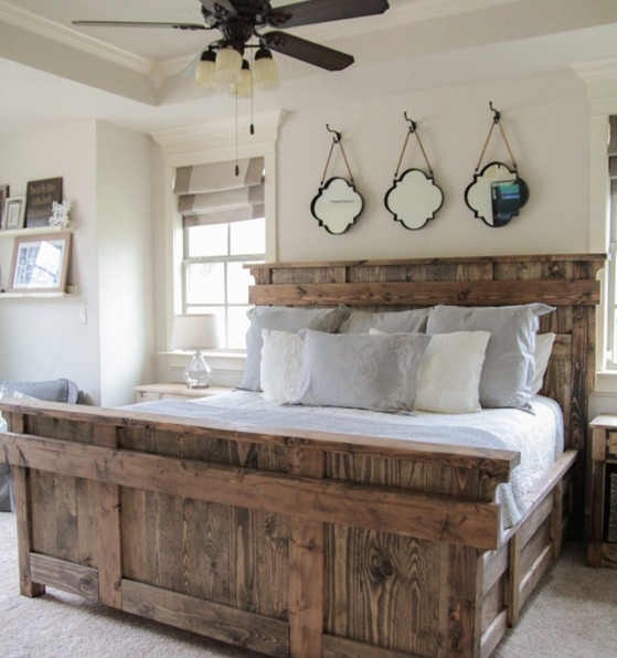 20 DIY Bed Frames to Meet Your Sleeping Comfort Needs ...