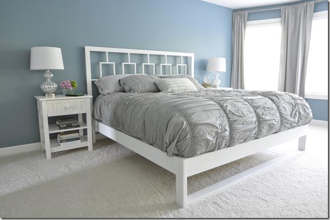 20 diy bed frames to meet your sleeping comfort needs home and gardening ideas - Decoratie bed ...