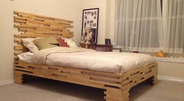 20 DIY Bed Frames That Will Give You A Comfortable Sleep ...