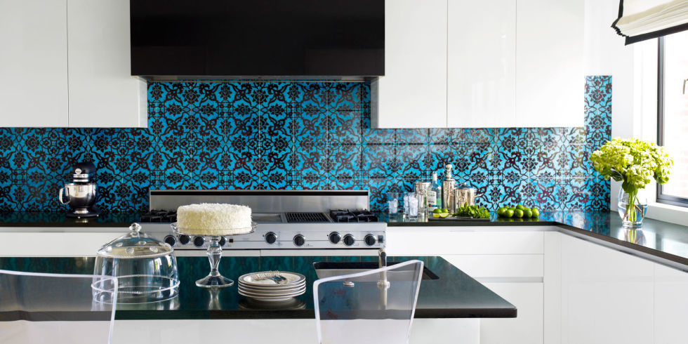 Kitchen Backsplash Tile Ideas 20 stylish backsplash tile ideas for a dream kitchen – home and