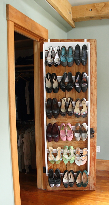 25 Diy Shoe Rack Keep Your Shoe Collection Neat And Tidy
