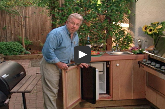 Build An Outdoor Kitchen With Cinder Blocks 9 How To Build