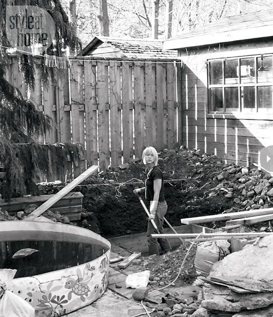 Backyard To Restful Retreat