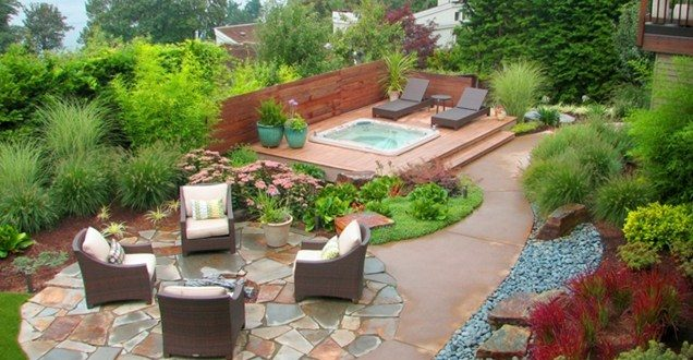 backyard makeover projects